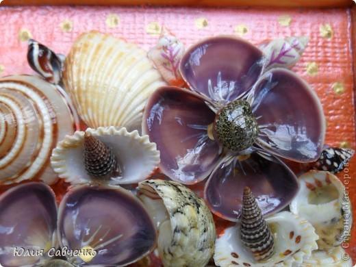 Привет!Рада всем кто заглянул!Весеннее настроение + морской воздух нашего города и получились такие морские букетики! фото 7