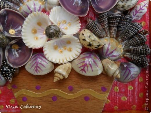 Привет!Рада всем кто заглянул!Весеннее настроение + морской воздух нашего города и получились такие морские букетики! фото 9