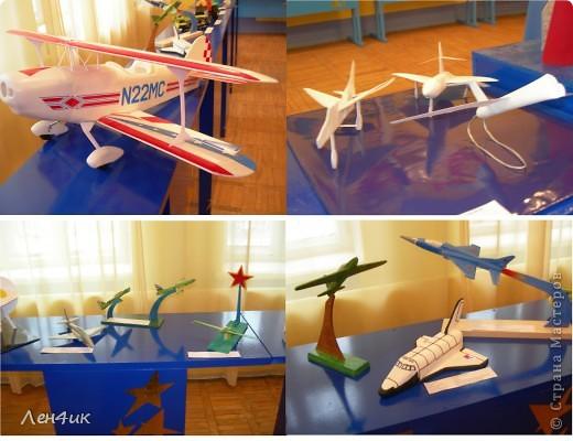 Поучаствовать в конкурсе сайта мы не успели, но зато провели свою городскую выставку, посвященную 50-летию полета Ю.А.Гагарина фото 5