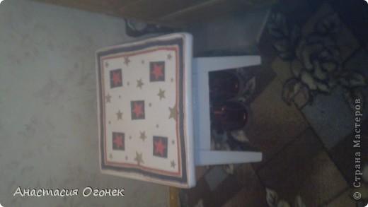 Эксперементальный стул. фото 4