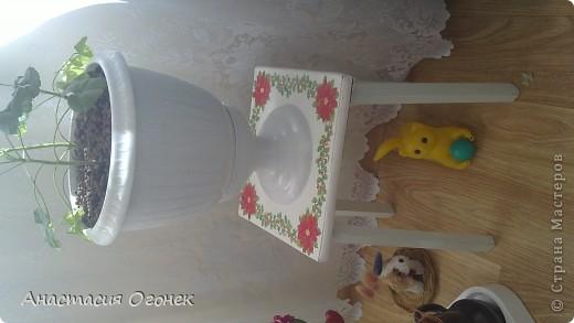 Эксперементальный стул. фото 2