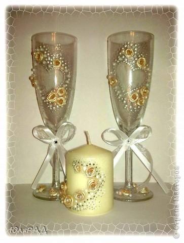 Мои запоздалые свечи к наборам)))) фото 3
