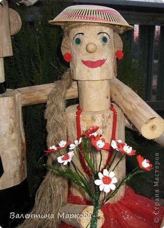 """Такие цветы были подарены нашей """"невесте""""     http://stranamasterov.ru/node/182082 .    Если вам понравился букетик, давайте вместе попробуем сотворить такие же цветы Приступим? фото 24"""