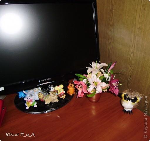 """Я сегодня без МК,но с """"идей""""))) Вот такой букет ждет мою cотрудницу сегодня ко дню рождения. ..Будет ей сюрприз… фото 12"""