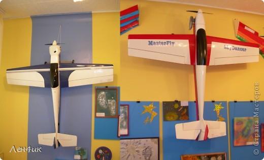 Поучаствовать в конкурсе сайта мы не успели, но зато провели свою городскую выставку, посвященную 50-летию полета Ю.А.Гагарина фото 4