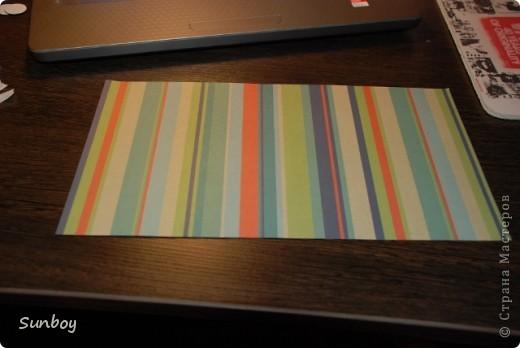 Увидел в Стране такую открытку,но МК так и не нашел...решил сделать открытку а заодно и показать как =) Мой первый МК....Попытаюсь сделать его максимально простым и понятным... фото 6