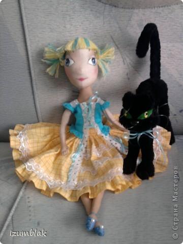 """Делала принцессу, подошел муж и спросил: """"А что это за инопланетянка?"""" Так что знакомьтесь: инопланетная принцесса. фото 5"""