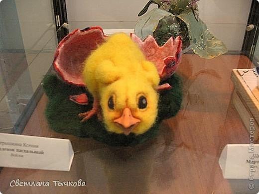 мишка-тэдди с цыплёночком-очень миленькие фото 5