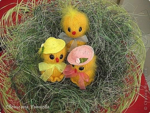 мишка-тэдди с цыплёночком-очень миленькие фото 3