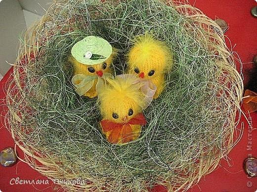 мишка-тэдди с цыплёночком-очень миленькие фото 4