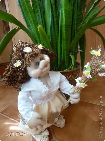 Ягуся - сестричка Маленькой Бабы Яги! фото 1
