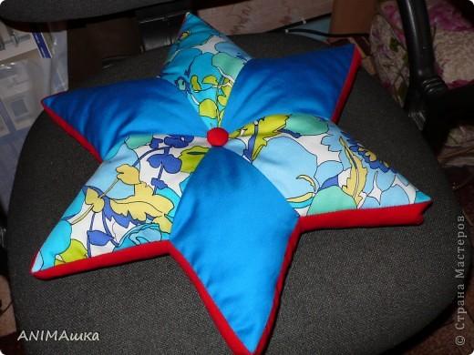 Подушка декоративная фото 1