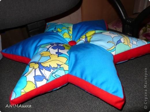 Подушка декоративная фото 2
