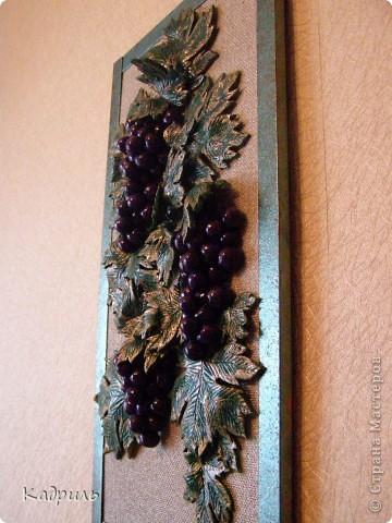Вот такой виноград у меня получился) фото 5