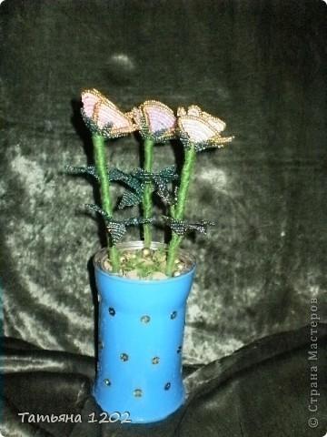 Срочно на день рождения были сделаны эти розы. фото 2