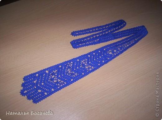 Эти сколки у меня остались ещё как я училась в училище. Я только по ним плету. Салфетка - Вологодское кружево фото 3
