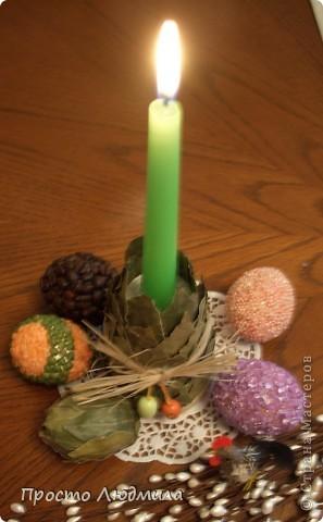 Пасха для меня не только светлый праздник, но и замечательный повод для воплощения новых идей по декорированию. фото 1