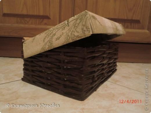 Коробочка (Вид сбоку) фото 1