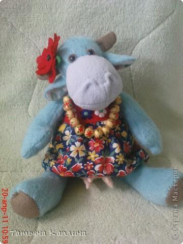 Корова Фрося фото 1