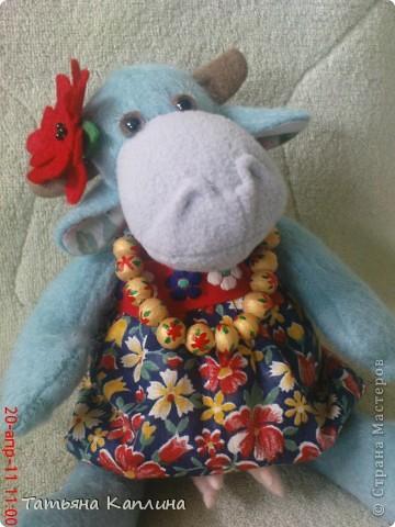 Корова Фрося фото 2