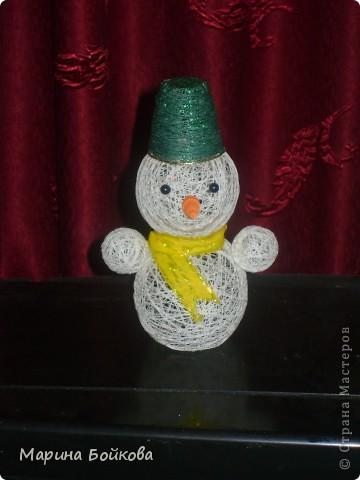 новогодние снеговички фото 3