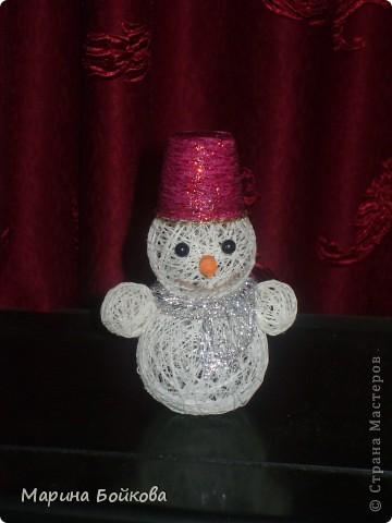 новогодние снеговички фото 4