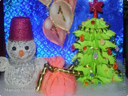 новогодние снеговички фото 7