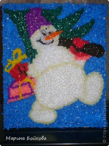 новогодние снеговички фото 5