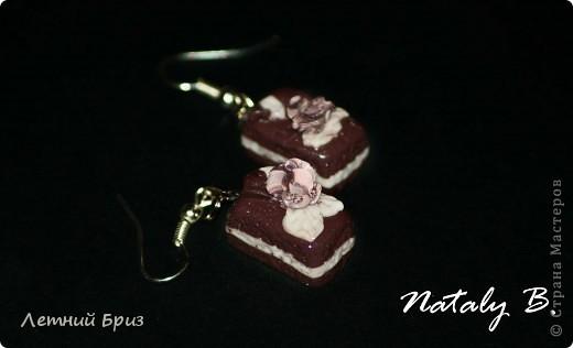 """Комплект-трио браслет, кулон и серьги """"Медовый праздник"""" фото 9"""