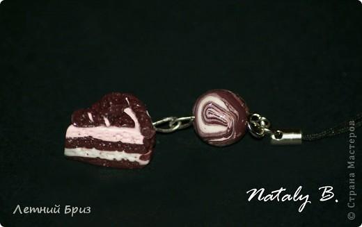 """Комплект-трио браслет, кулон и серьги """"Медовый праздник"""" фото 13"""