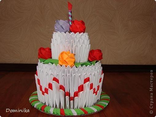 Особая благодарность за идею и МК Татьяне Просняковой, ссылка на оригинал: http://stranamasterov.ru/technics/cake фото 3