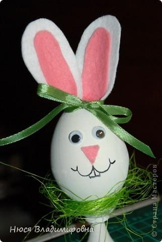 Доброе утро, день, вечер, ночь! На днях меня пригласили в славный город Суздаль , провести мастер класс по украшению яиц на Пасху. Очень долго думала и искала, что то необычное и интересное для детей и родителей. Увидев таких вот ушастиков - сердце дрогнуло... Сегодня не буду писать МК, а  расскажу я  Вам сказку!  фото 1