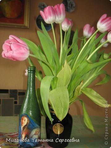 Бутылочка для святой воды в подарок. фото 2