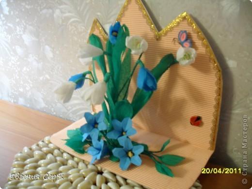 ой как хочется настоящих цветочков но весна пока не балует своей красотой фото 3