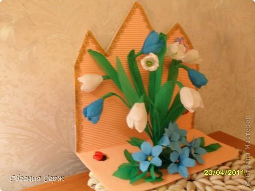 ой как хочется настоящих цветочков но весна пока не балует своей красотой фото 4