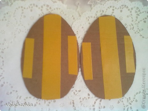 Увидела в блоге замечательной рукодельницы ElenaTafuni  http://stranamasterov.ru/node/178713  пинкип.  Очень понравился.Спасибо большое ей за идею. Захотелось сделать пинкип в форме яйца к празднику ПАСХИ. фото 3