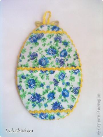 Увидела в блоге замечательной рукодельницы ElenaTafuni  http://stranamasterov.ru/node/178713  пинкип.  Очень понравился.Спасибо большое ей за идею. Захотелось сделать пинкип в форме яйца к празднику ПАСХИ. фото 6