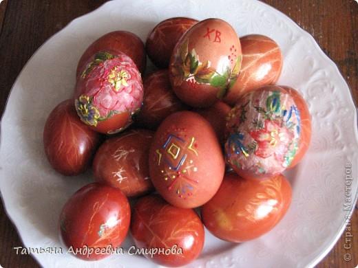 Яйца к Пасхе: экологичный декор