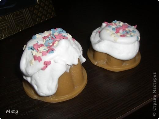 """Решила попробовать сделать взбитое мыло из основы.Тортик """"Смородина"""": основа, красители, отдушка""""Смородина"""". фото 2"""