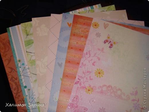 Первые открытки - можно будет использовать для любого праздника... фото 9