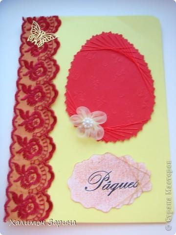 Первые открытки - можно будет использовать для любого праздника... фото 8