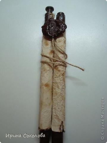 Как сделать длинный свиток