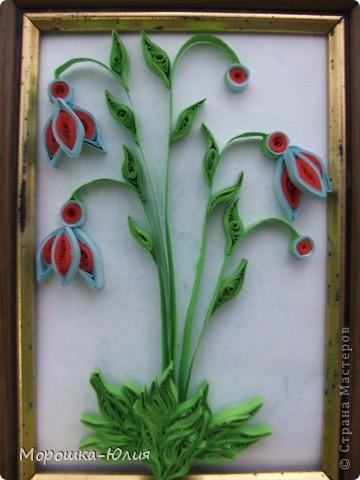 Эти цветочки сделала моя ученица Яркина Арина. фото 1