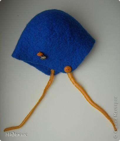 Валяное шапо фото 2