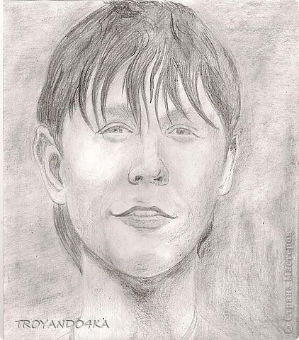Рисунки моего брата,17 лет. фото 10