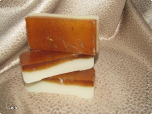 На этот раз необходимо было сварить мыло для сухой и чувствительной кожи. Вот что получилось.. Судить Вам, дорогие мастера!!))) фото 4