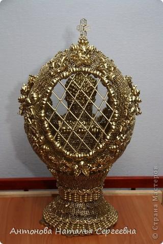 Пасхальное яйцо а-ля Фаберже фото 2