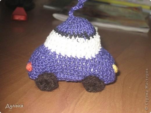 Машинка фото 1