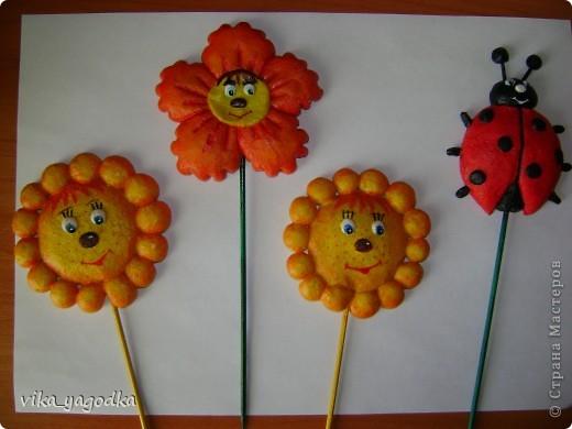 Веселые крошечки для цветочков! фото 1