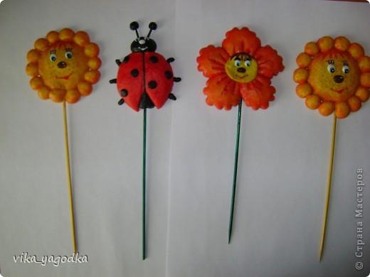 Веселые крошечки для цветочков! фото 6